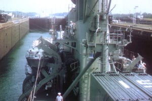 PANAMA CANAL - 1963 - PHOTOS BY EM1 GEORGE KOHN (62-66)