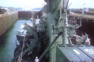 PANAMA CANAL - 1963 - PHOTOS BY EM1 GEORGE KOHN (62-66)